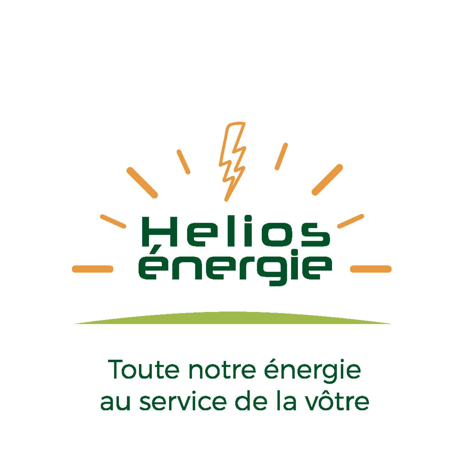 Nouveau logo Helios Energie